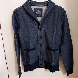 GAP Men Button Down Sweater